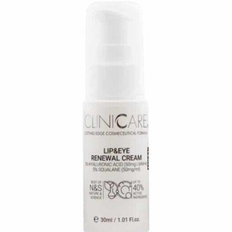 HYAL+ Lip & Eye Renewal Cream 30ml